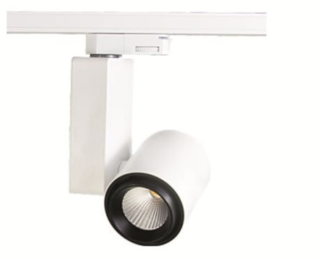 IP20 15W 20°/40°/60° 1050LM 2/3/4PIN COB Track light
